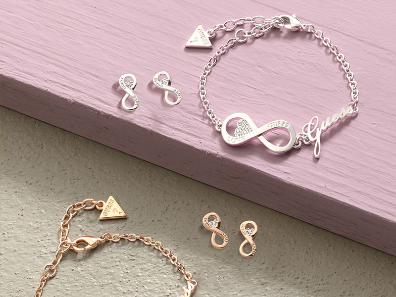 GUESS<br>JEWELLERY