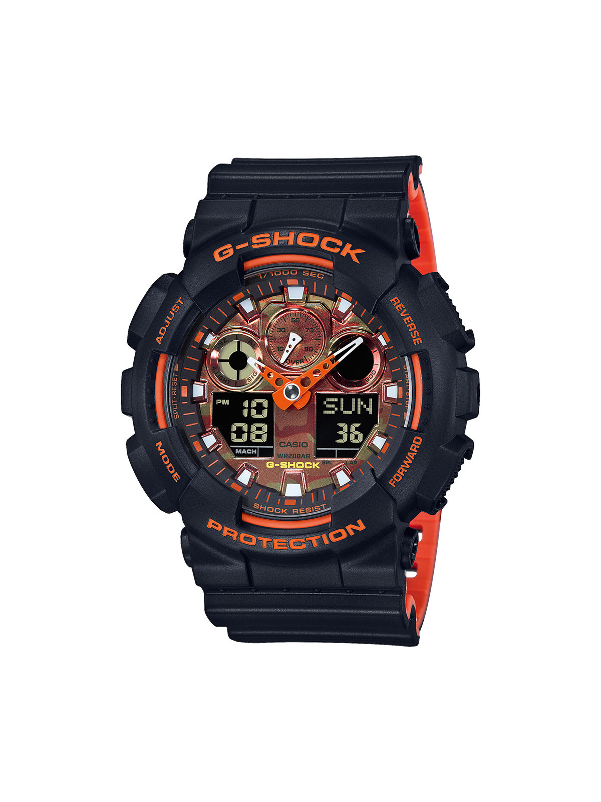 G-SHOCK Bright Orange
