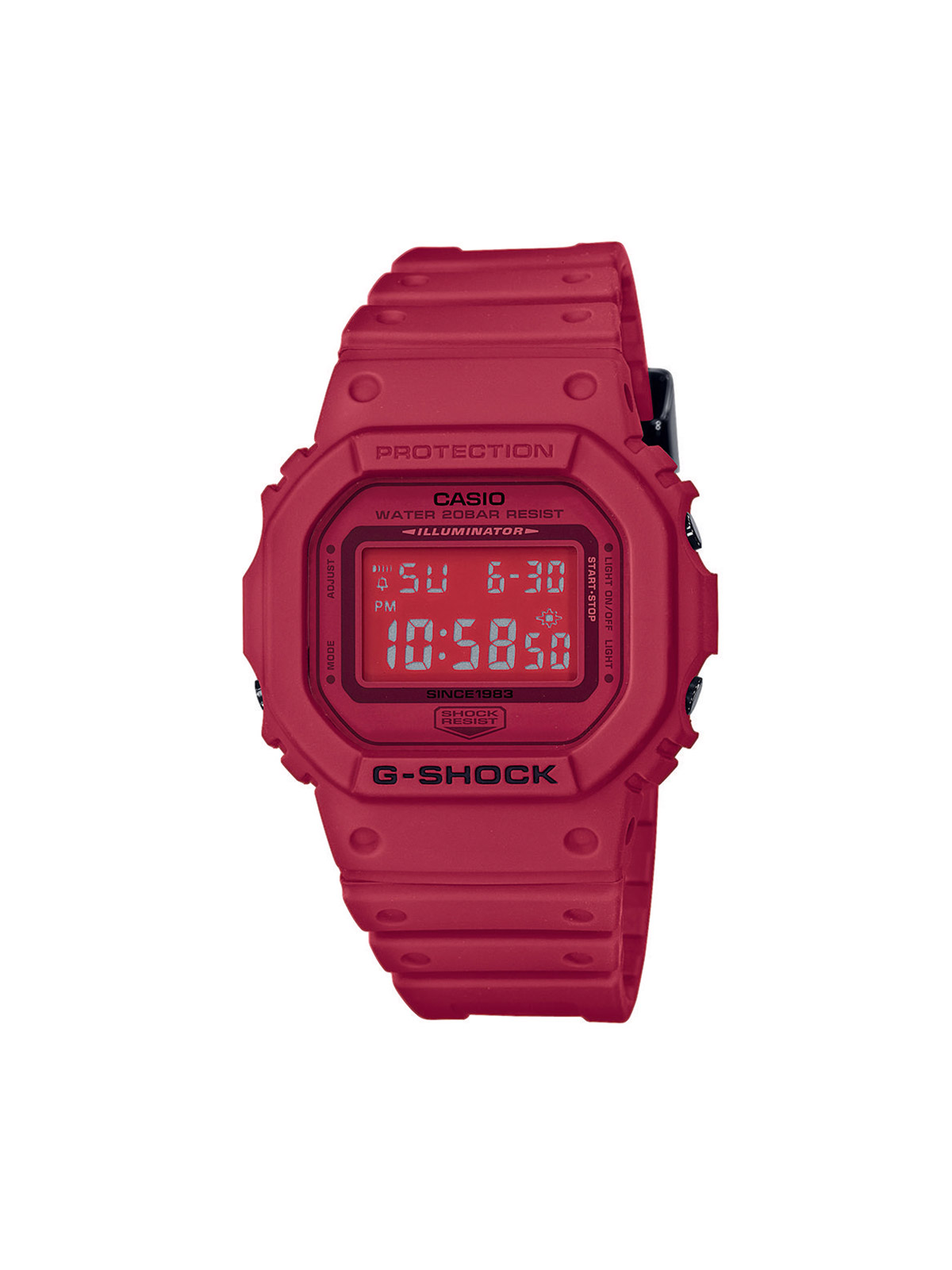 G-SHOCK Limited RED-OUT