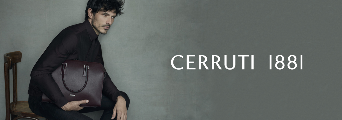 CERRUTI 1881 Leather Goods